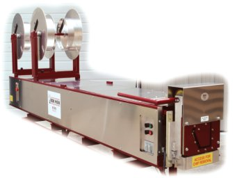 used gutters machine